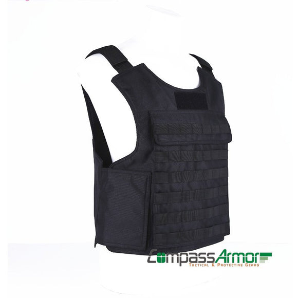 LIGHT-WEIGHT tactical molle BULLETPROOF VEST BPV-T01P