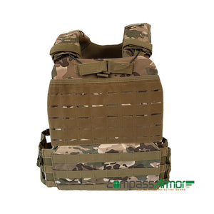 MultiCam Quick Release Tactical Plate Carrier