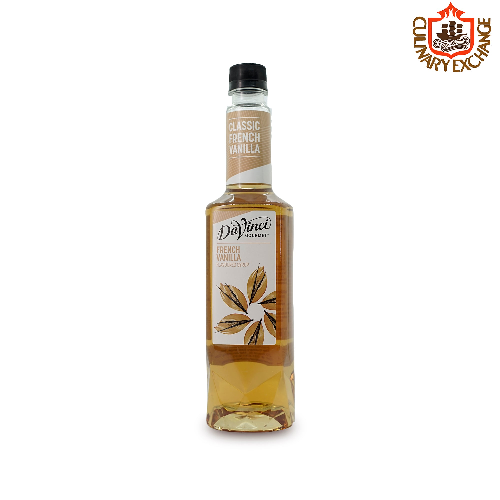 DaVinci Gourmet French Vanilla Flavoured Syrup (750mL)