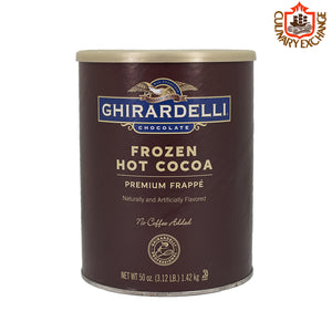Ghirardelli Frozen Hot Cocoa Powder 1.42kg