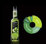 Load image into Gallery viewer, Da Vinci Gourmet Green Apple Campagna Syrup 750ml - Mixology Series B1T1