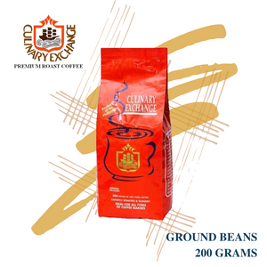 The Culinary Exchange Decaf Ground Coffee 200g