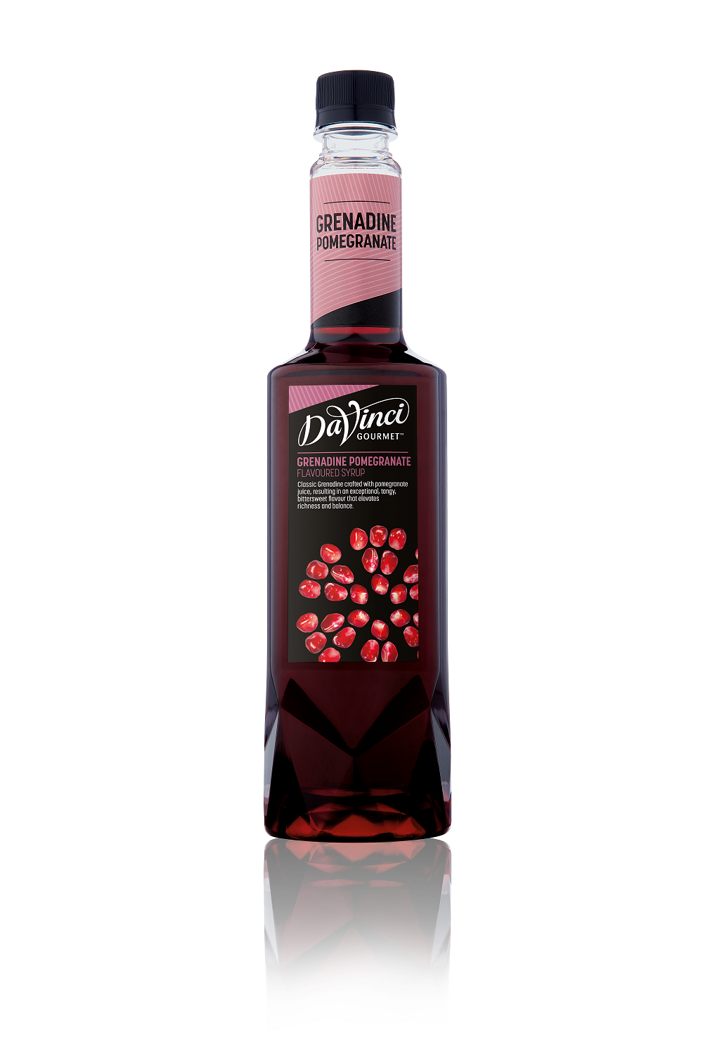 Da Vinci Gourmet Grenadine Pomegranate Flavoured Syrup 750ml  B1T1