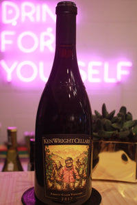 "Ken Wright Cellars 2017 ""Abbott Claim"" Pinot Noir, Yamhill-Carlton District, Willamette Valley, OR, USA"
