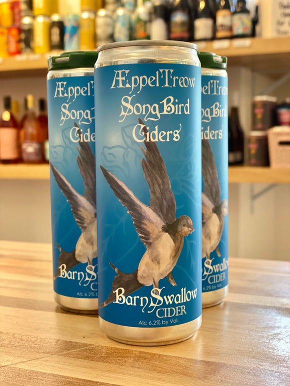 Aeppeltreow Songbird Ciders