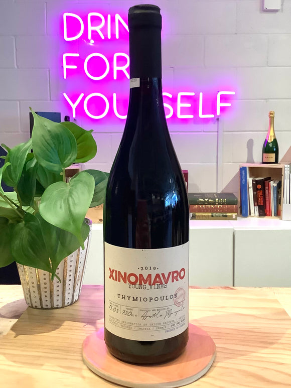 Thymiopoulos Vineyards 2018 'Young Vines' Xinomavro, Naoussa, Greece