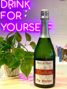 Bodkin Wines NV 'The Fearless' Sparkling Blanc de Blancs, Suisun Valley, California, USA