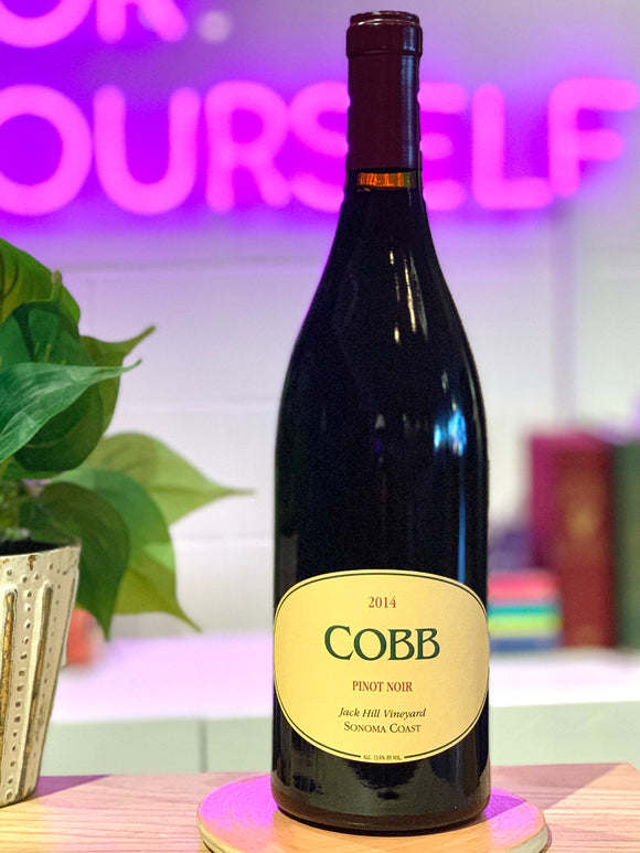 COBB Wines 2014 'Jack Hill Vineyard', Sonoma Coast, California, USA