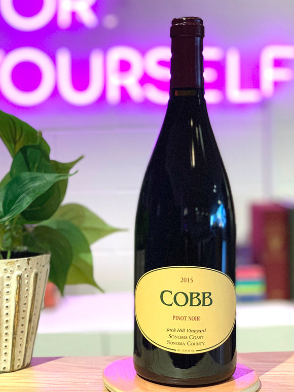COBB Wines 2015 'Jack Hill Vineyard', Sonoma Coast, California, USA