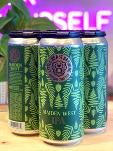 Little Beast 'Maiden West' IPA, OR [16oz can]