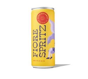 Straightaway 'Fiore Spritz' Wine Cocktail (250ml Can)