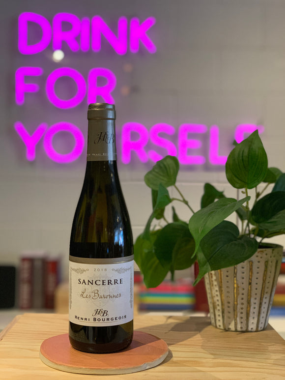 Henri Bourgeois, 2019 'Les Baronnes' Sancerre, Loire Valley, France (375ml - half bottle)