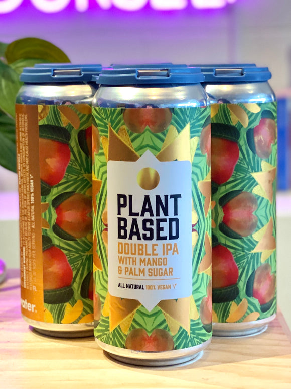 Stillwater Artisinal Ales 'Plant Base' Double IPA w/ Mango and Coconut Palm Sugar, MD [16oz Can]