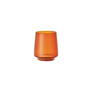 Kinto SEPIA Tumbler 370ml (SET of 4)