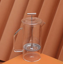 Load image into Gallery viewer, Yield Glass French Press (850 ml)