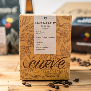 Curve Coffee Lake Napalit Drip Box