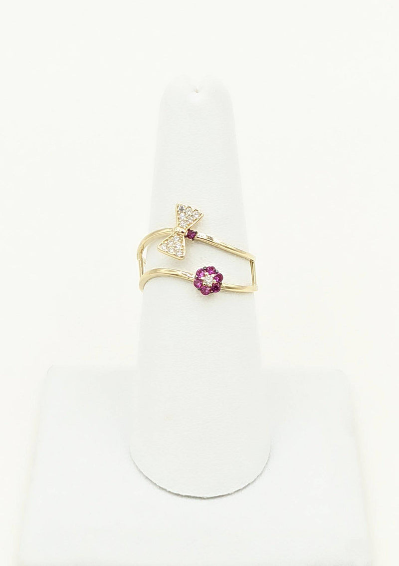 14K Ring for Women by GD ™ - Gold Drip Jewelry