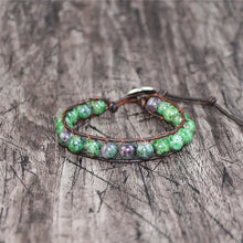 Load image into Gallery viewer, Natural Stones Beaded Bracelet