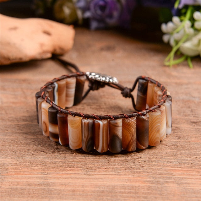 Tube Shape Bracelet
