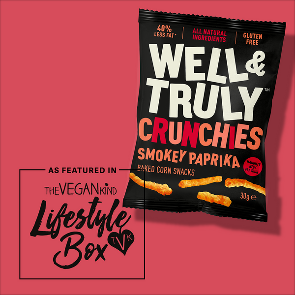 W&T Features in The Vegan Kind Box