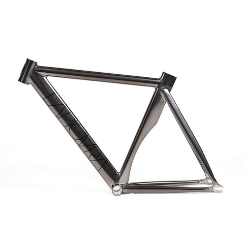 Brick Lane Bikes La Piovra Air Frame - Black Chrome