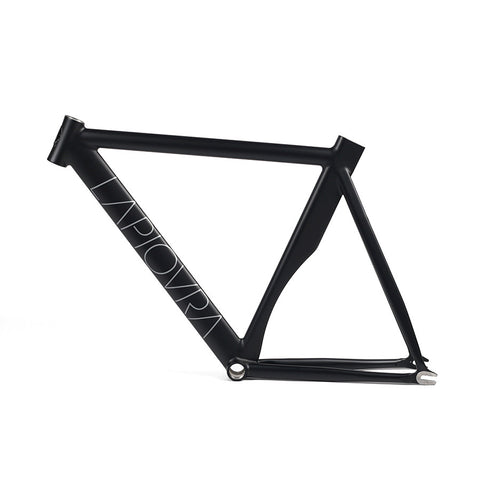 Brick Lane Bikes La Piovra Air Frame - Charcoal Black
