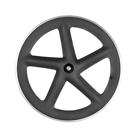 Brick Lane Bikes Notorious 05 Carbon Front Wheel - Black