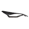 Brick Lane Bikes Aero Saddle - Black with Carbon Rails