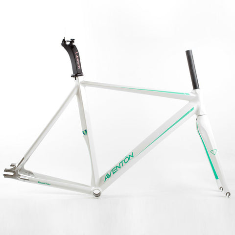 "Aventon ""Diamond"" Frameset (White)"
