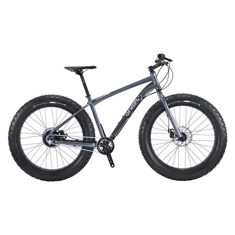 Origin-8 Crawler Fat Bike - Gray
