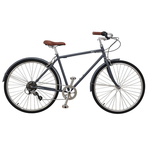 Brooklyn Bicycle Co. B7 Matte Gray