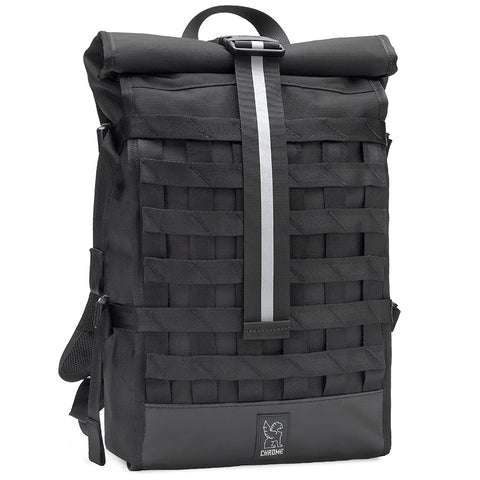 Chrome Barrage Cargo Graphite Black