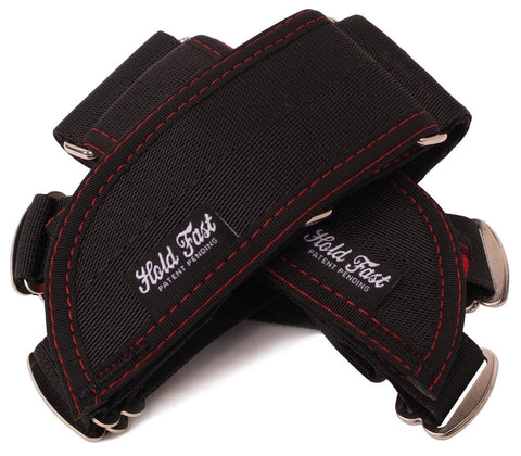Hold Fast FRS Straps- Red Stitch