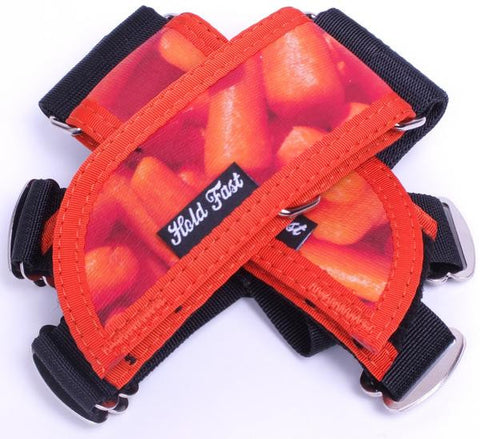 Hold Fast FRS Straps- Carrots