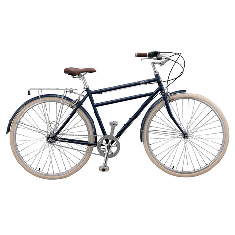 Brooklyn Bicycle Co. D3 Denim Blue
