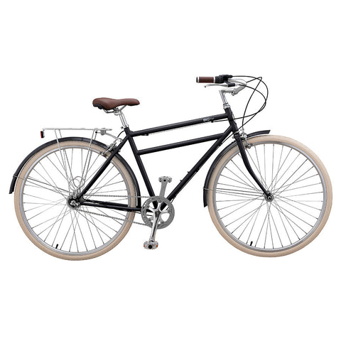 Brooklyn Bicycle Co. D3 Matte Black