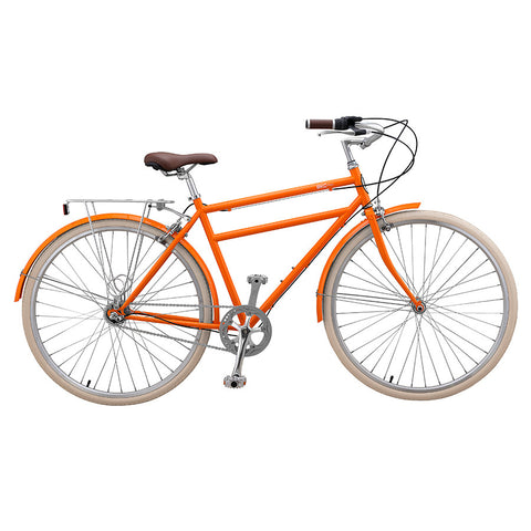 Brooklyn Bicycle Co. D3 Tangerine