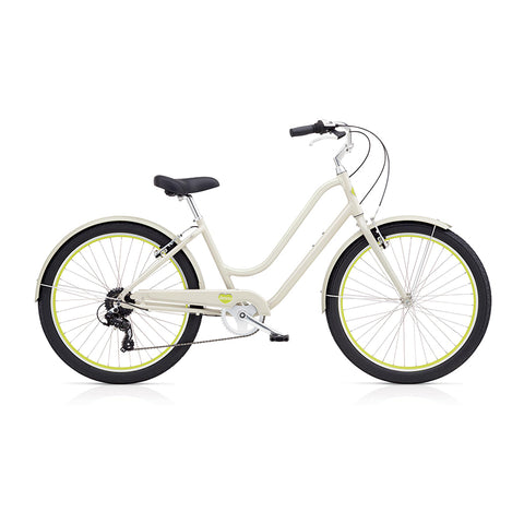 Benno Upright 8D Ladies City Bike- Chai Latte