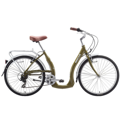 Biria Easy Boarding 7 Speed Olive Green