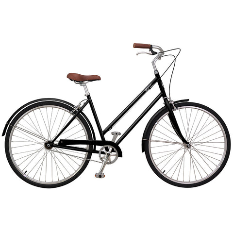 Brooklyn Bicycle Co. F1 Gloss Black