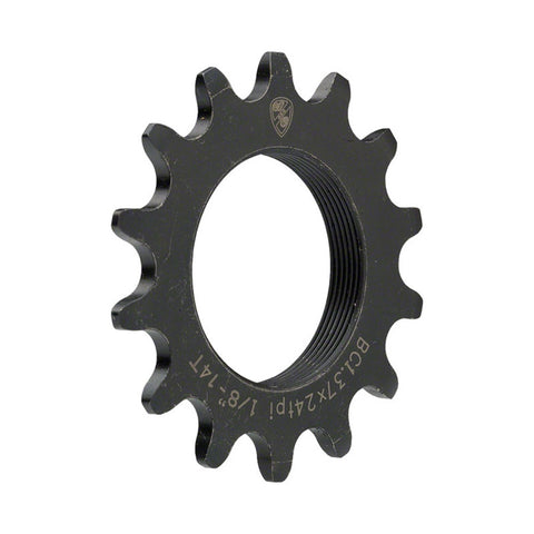 "All-City 15T x 1/8"" Track Cog Black"