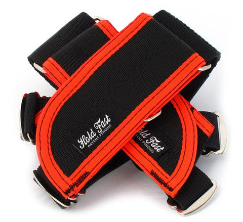 Hold Fast FRS Straps- Fluorescent Orange