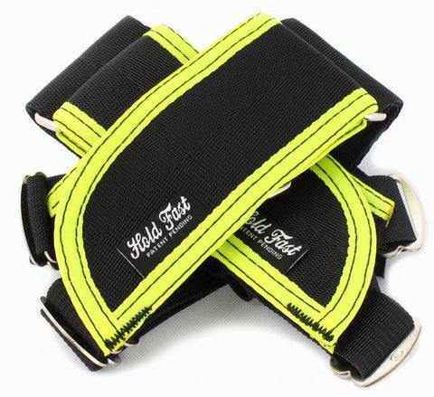 Hold Fast FRS Straps- Fluorescent Yellow