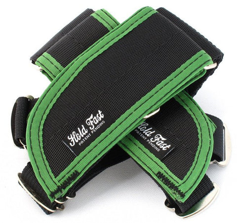 Hold Fast FRS Straps- Green