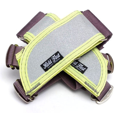 Hold Fast FRS Straps- Hi-Liter Fluorescent Yellow