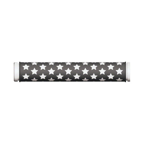 All-City Stars Track Grips Black/White