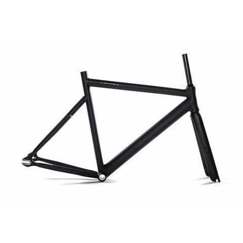 State Bicycle Co. 6061 Black Label Frame Set - Matte Black