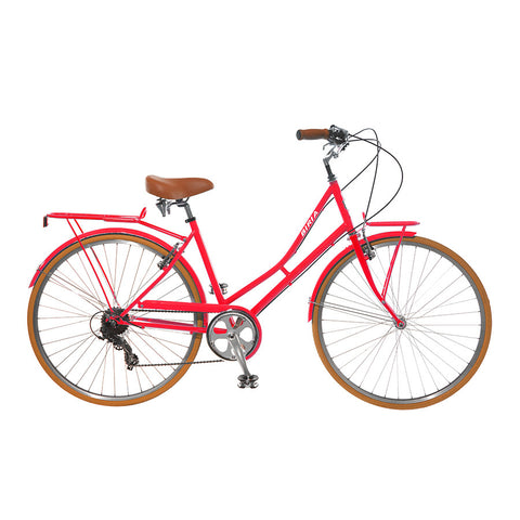 Biria Ladies Citibike 8 Red