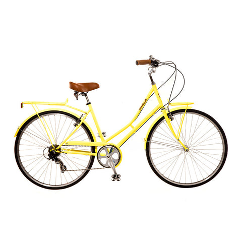 Biria Ladies Citibike 8 Yellow