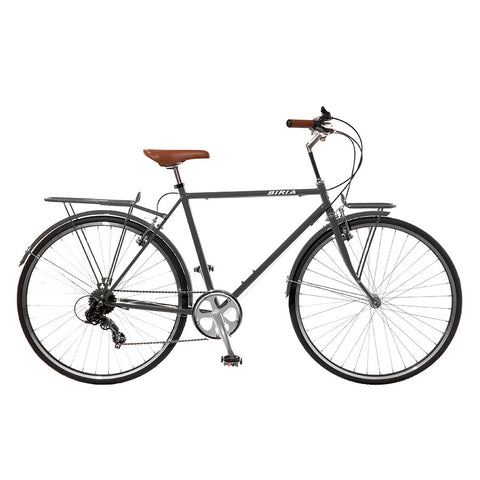 Biria Mens Citibike 8 Grey